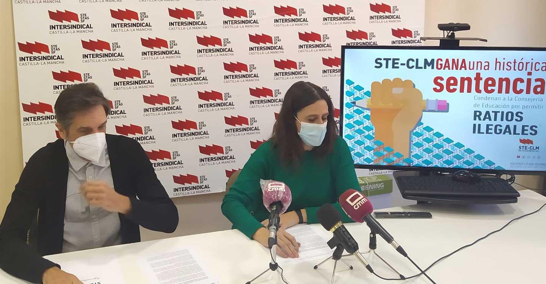STE-CLM consigue que el TSJCM dictamine que las RATIOS establecidas en los centros educativos de Castilla-La Mancha desde 2016 han sido ILEGALES