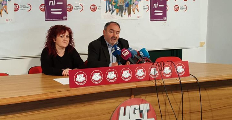 UGT CLM afirma que la región ni siquiera ha rozado la salida de la última crisis según la EPA