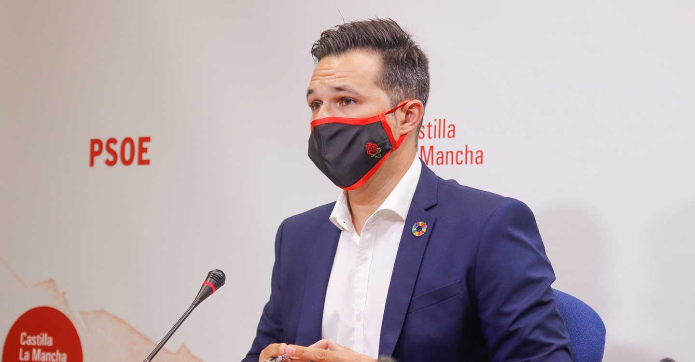 Zamora destaca que el Gobierno de Page está liderando la política de prevención frente a la CO-VID-19