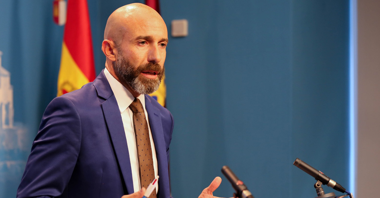 """Zapata: """"Los funcionarios de Castilla-La Mancha no son de Page, son de la Junta de Comunidades"""""""