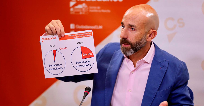 """Zapata: """"Los presupuestos presentados hoy en las Cortes no reflejan la recuperación social prometida, hemos perdido 10 años en políticas sociales"""""""