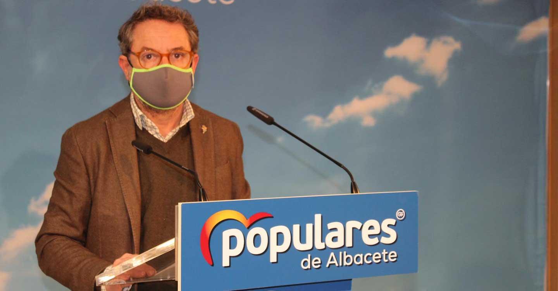 La alarma de Page suena con las vacunas de Albacete