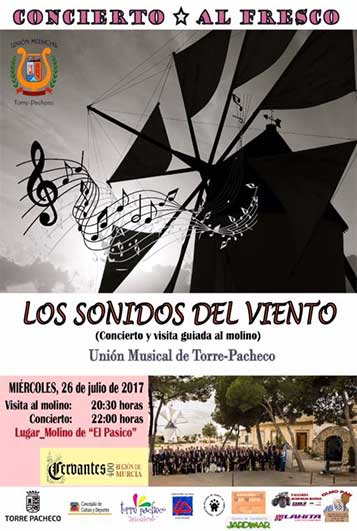 Concierto Torre-Pacheco