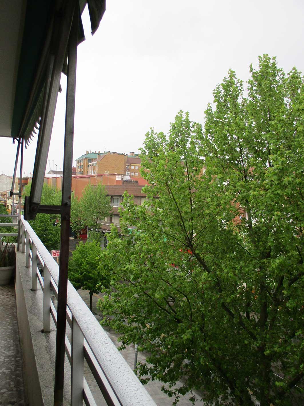 Crónicas terraza
