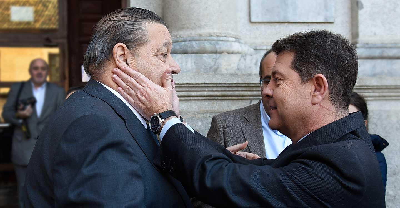 Se va un gran amigo y un gran político