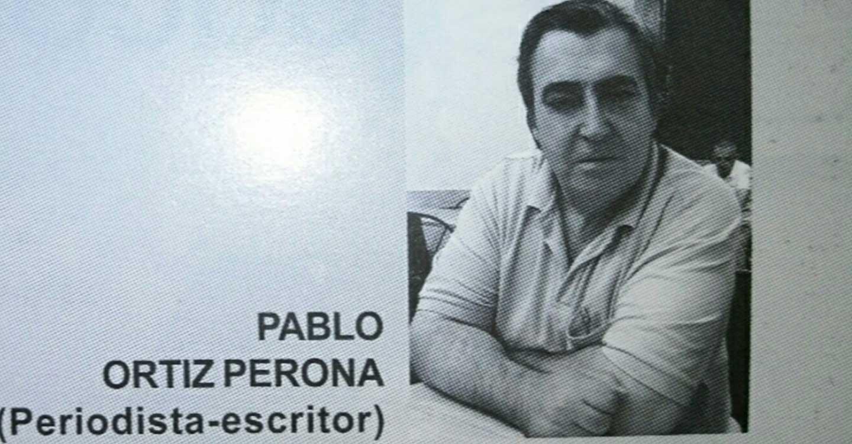 Insospechada muerte de Pablo Ortiz, Director de la revista