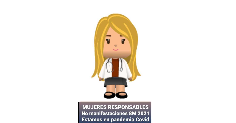 Reflexiones y petición de una mujer médico a las Asociaciones Feministas de España