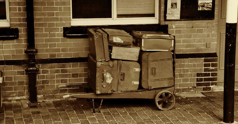 Viajes y maletas